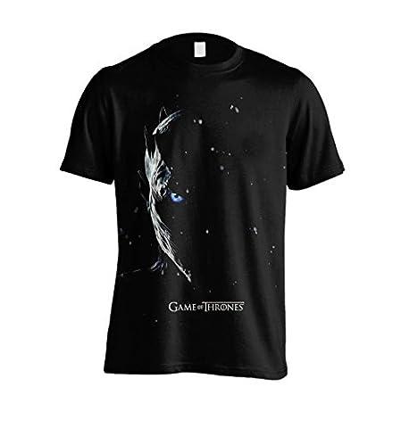 Game of Thrones T-Shirt Night King (Staffel 7) (XL)