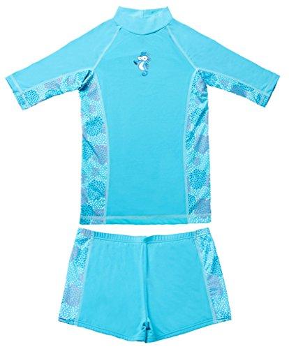 CharmLeaks-Kids-Two-Piece-Rash-Guard-Swimsuit-Sets-with-Shorts-Beachwear-Swimming-Costume