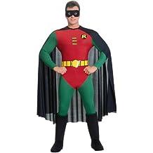 Batman - Disfraz de Batman para hombre, talla M (I-15549L)