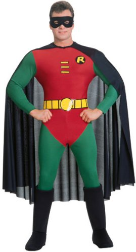 Rubbies France 15549M Batman - Robin (Standard), Costume uomo, M