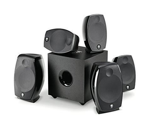 "Focal FCAESIBPA5122 SIB Evo Dolby Atmos 5.1.2\"" Lautsprecher schwarz"