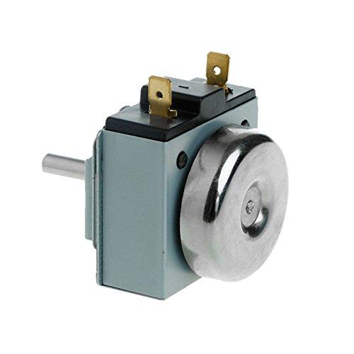MuZuZi Zeitschaltuhr Mechanisch mit Glocke für elektronische Mikrowelle Herd (1~120 minutes)