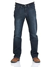 Levi's - Jeans LEVI'S 514 Straight Fit Ship Yard - W32/L30, Bleu