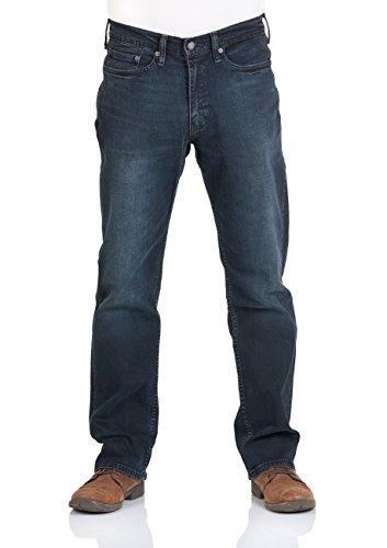 Levi' s®-Jeans da uomo 514®-Straight Fit-Blu-Ship Yard Blau (Ship Yard)