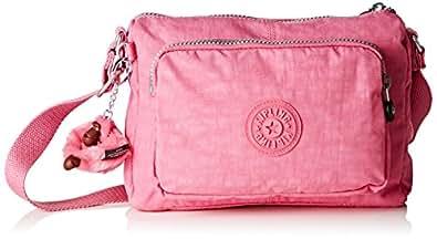 Kipling Duo Offer II Women's Shoulder Bag - Bubblegum Pink, One Size