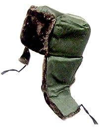 Mesdames Unisexe, pour homme ouchanka Viz Bonnet de trappeur d'hiver Uni