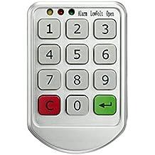 Cerradura de la contraseña numérica del teclado numérico electrónico para el código del cajón de la