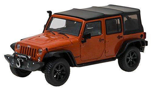 greenlight-collectibles-86079-jeep-wrangler-unlimited-custom-echelle-1-43-orange-metal