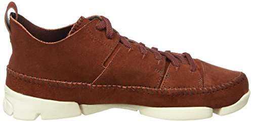 Clarks Originals Trigenic Flex, Baskets Basses Homme Marron (Nut Brown)