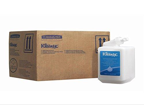 Kleenex Feuchtigkeitsspendende Hand- und Körperlotion 6373, weiß, 6 x 1 l (6 l gesamt) -