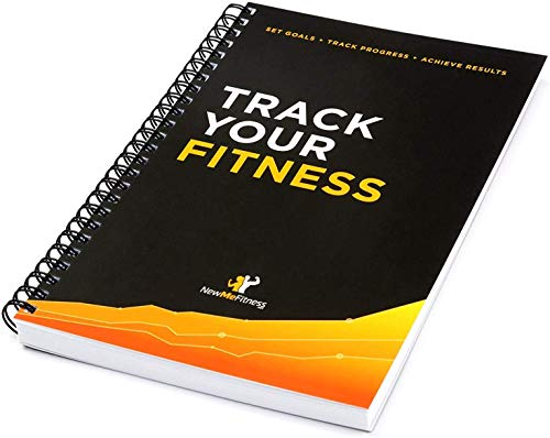 Log Book Workout & Fitness Journal: Designed by Experts, W / Illustrations: Track Gym, Bodybuilding, & Progress Crossfit: Sturdy Binding Pages, Thick, Laminated Cover