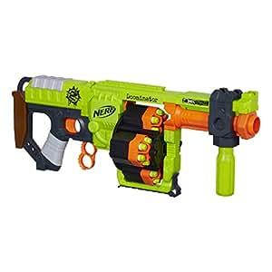 Hasbro Nerf B1532F03 - Zombie Strike Doominator, Sportspielzeug
