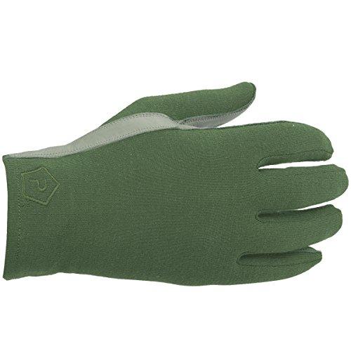 Pentagon Herren Short Cuff Pilot Handschuhe Oliv Größe XL