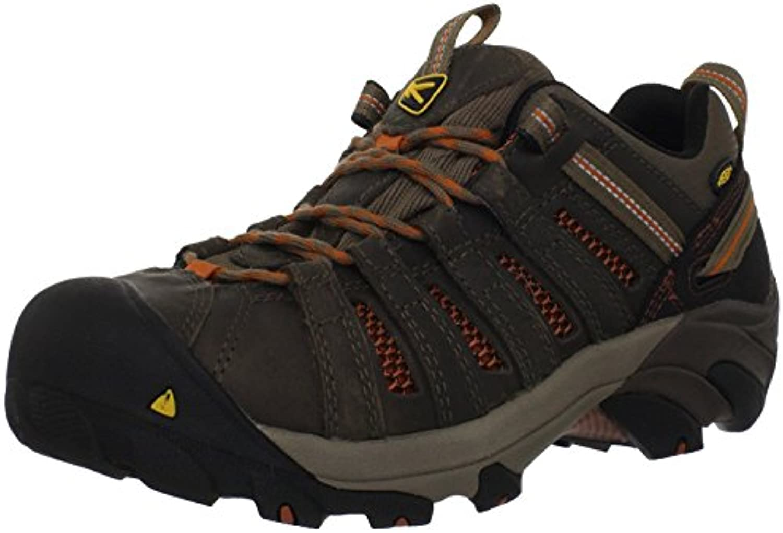 Saucony Men's Redeemer ISO Road Running Shoe  Silber/Schwarz  46 3E EU/10.5 3E UK