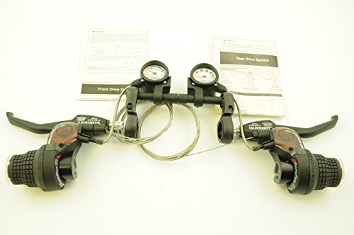 shimano-sb-c051-7-21-speed-revo-grip-type-shifter-brake-levers-ci-deck-60-off