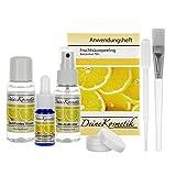 Fruchtsäurepeeling ab 10 bis 70%, 0,5 pH, Sofort-Starter-Set als Profiheimbehandlung