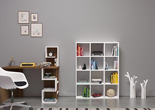 raumteiler 12 f cher bestseller shop f r m bel und einrichtungen. Black Bedroom Furniture Sets. Home Design Ideas