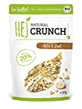 HEJ Natural Crunch 375 g Apple & Cinnamon Protéine de Plante