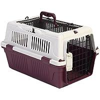 Dehner 4116976 de Perros o Gatos Caja de Transporte Robbi, Aprox. 50 x 33