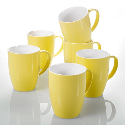 Tazas de café de porcelana ideales para regalar.