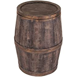 Walimex Pro Studio apoyo de madera barril