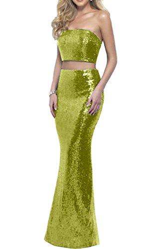 Gorgeous Bride - Robe - Femme vert olive