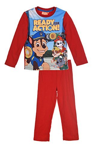 559f04667cdaa Pat patrouille - pyjama polaire - garçon - rouge searched at the best price  in all stores Amazon