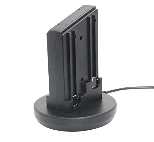 4 in 1 Joy-Con Ladestation Ladegerät passend für Nintendo Switch Joycon Controller -
