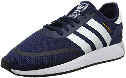 Adidas N-5923, Zapatillas de Deporte para Hombre, Azul Maruni/Ftwbla/Negbás 000, 40 EU