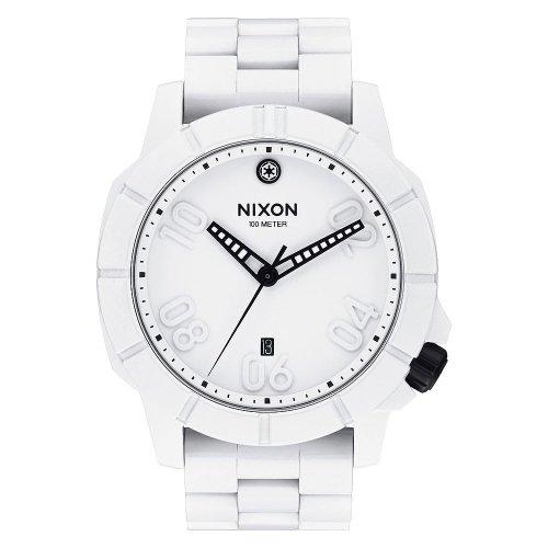 nixon-watch-star-wars-imperial-soldier-man-a506sw2243-acier-quartz-blanc