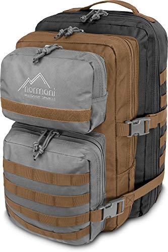 normani US Assault Pack Large Rucksack ca. 50 Liter Farbe Westpoint