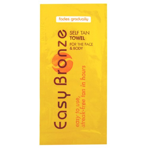 Bronzo Lentheric Be So Easy Bag asciugamani x 1