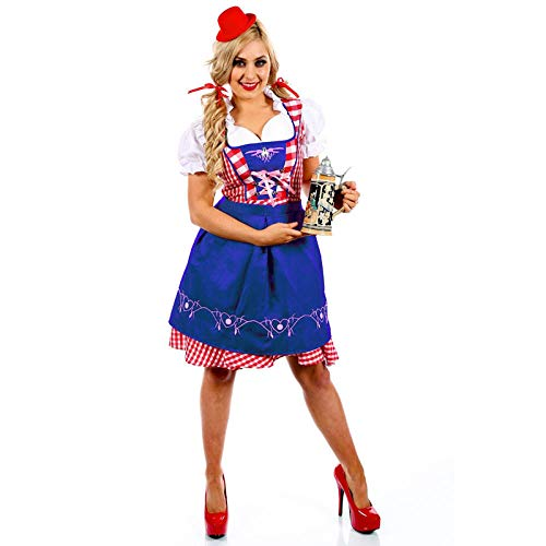 Party City Billige Kostüm - NGHJF Frauen Oktoberfest Holiday Party Kostüme