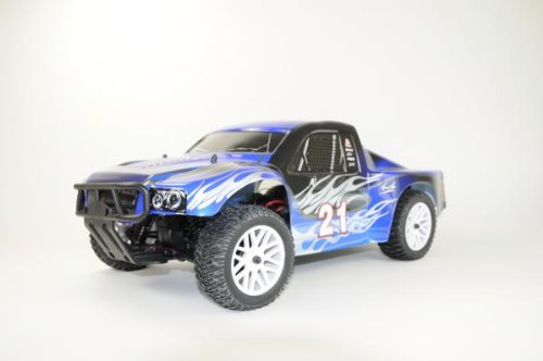 Auto Short Course Truck M 1:10 2,4 GHz Rc Short Course Truck Rtr