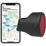 Invoxia, Bike Tracker Catarifrangente Connesso per Bici con Allerte Antifurto in Tempo Reale, Localizzatore GPS-Abbonamento 3
