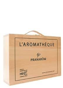 Pranarôm - Coffret en bois Aromathèque - 60 Flacons [Health and Beauty]