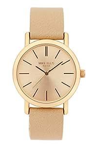 Mike Ellis New York orologio da donna Sammi, analogico, al quarzo, cinturino in ecopelle SL2979C6