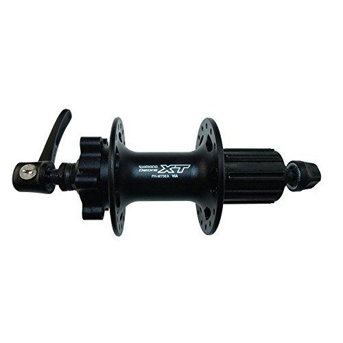 fh m756 HR-Nabe Shimano Deore XT Disc FH-M 756 135mm, 36 Loch, f. 6-Loch-Aufn., schwarz