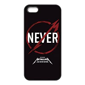 Schutzhülle für iPhone 5S, inkl. Schutzhülle Handy Metallica TPU-Schutzhülle für iPhone 5S, iPhone 5, iPhone 5S, Silikon Hülle Tasche Case