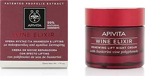 Apivita Wine Elixir Anti-Wrinkle & Firming Night Cream 50ml/1.76oz - Hautpflege