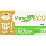 Naturela Thé Vert Nature Bio 40 g