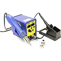 Cablematic–soldadura con aire caliente y de la estación de modelo de estaño mejor 989d
