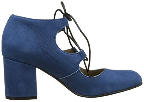 Fly London Titu939fly, Scarpe con Tacco Donna Blu (blue 004)