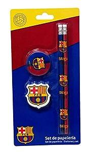 C Y P Set DE PAPELERÍA FC Barcelona, (GS-511-BC)