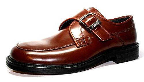Manz 4702001 Homens Clássicos Sapatos Baixos Preto