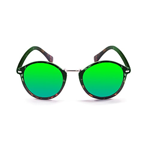 Paloalto Sunglasses Maryland Sonnenbrille Unisex Erwachsene, Demy Brown/Green