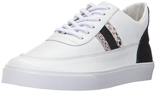 KAANAS Women's Tatacoa Contrast Stripe Hi-Top Sneaker