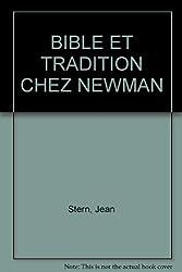 Bible et tradition chez Newman