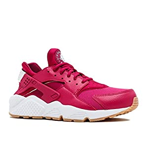 Nike Damen Air Huarache Run Laufschuhe, Bianco