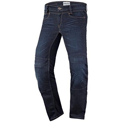 Scott Denim Strech Damen Motorrad Jeans Hose blau 2017: Größe: M (38)